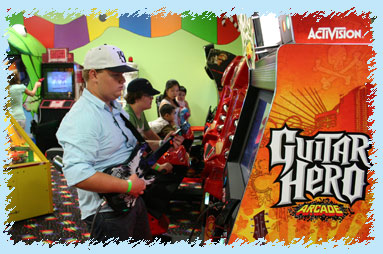 Fun Central, Inc. Games - Guitar Hero